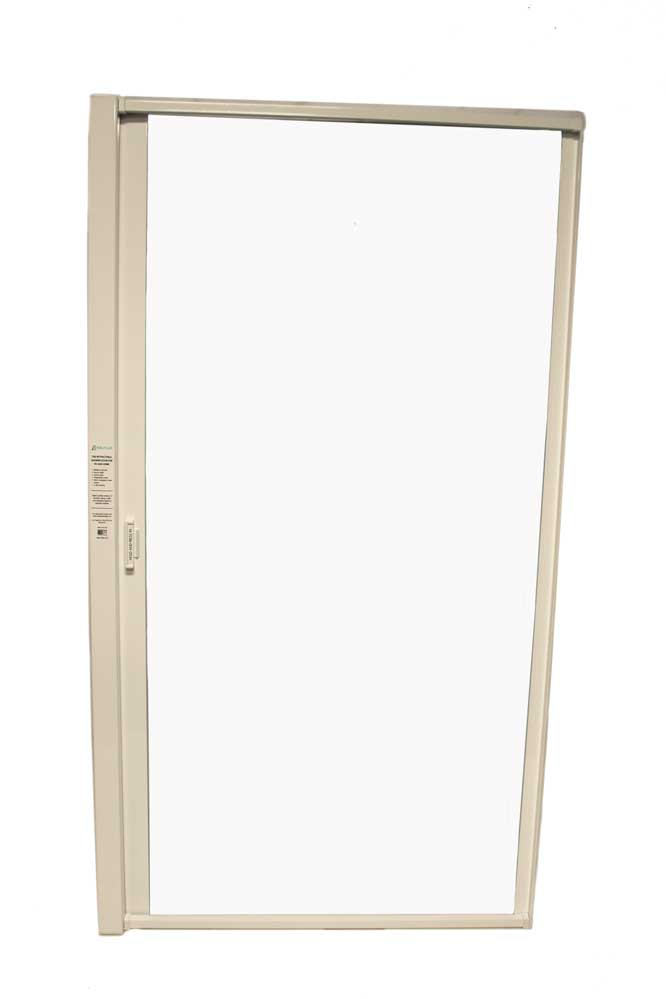 ... Plumbing / Showers / Retractable Shower Door – 36″x62″- White
